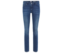 Slim-Fit Jeans aus komfortablem Stretch-Denim