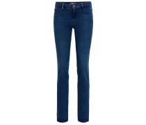 Regular-Fit Jeans aus Super-Stretch-Denim