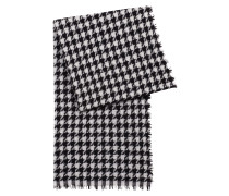 Schal aus Schurwoll-Mix