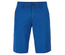 Slim-Fit Chino-Shorts aus überfärbter Stretch-Baumwolle