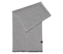 Schal aus Baumwoll-Jacquard
