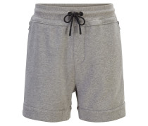Relaxed-Fit Shorts aus French Terry