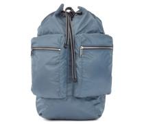 In Italien gefertigter Rucksack aus Nylon