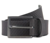 In Italien gefertigter Ledergürtel