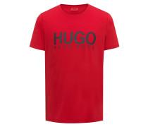 Relaxed-Fit T-Shirt aus Baumwoll-Jersey mit Logo