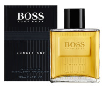 BOSS Number One Eau de Toilette 125 ml