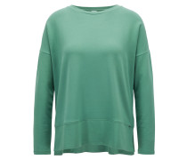 Relaxed-Fit Top aus leichtem Stretch-Terry