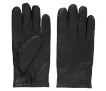 Handschuhe aus Nappaleder mit mattem Finish