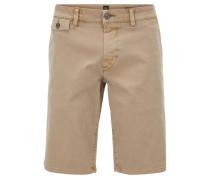 Regular-Fit Shorts aus Bedford-Cord