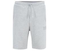 Regular-Fit Shorts aus Baumwoll-Mix