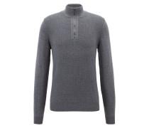 Pullover aus italienischer Merinowolle