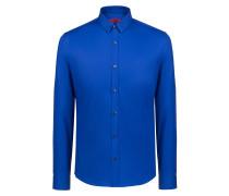 Extra Slim-Fit Hemd aus elastischer Baumwolle