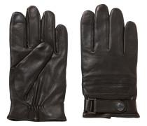 Handschuhe aus Nappaleder mit Touch-Tech-Details
