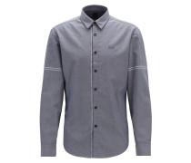 Regular-Fit Hemd aus Oxford-Baumwolle