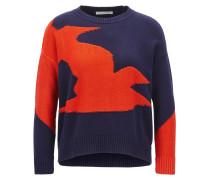 Pullover aus einem Baumwoll-Mix