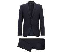 Extra Slim-Fit Anzug aus elastischer Schurwolle