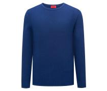 Pullover aus Baumwoll-Jacquard