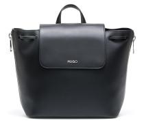 Rucksack aus italienischem Leder