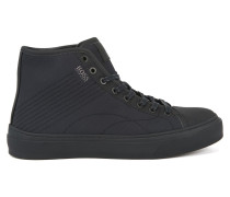 Hightop Sneakers aus Ripstop-Nylon