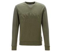 Slim-Fit Sweatshirt aus verschiedenen Geweben