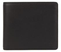 2dc9c4a0a0454 Klapp-Geldbörse aus Nappaleder mit Logo-Prägung