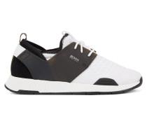 Hybrid-Sneakers im Laufschuh-Stil