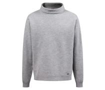 Oversized Unisex-Pullover aus gefilzter Schurwolle