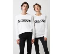 Unisex-Sweatshirt aus Baumwolle