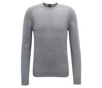 Pullover aus Baumwoll-Mix