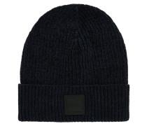 Mütze aus Baumwoll-Chenille