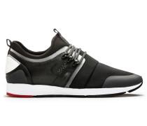 Sneakers mit Vibram-Sohle und Schnürung