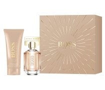 BOSS The Scent For Her Duft und Bodylotion im Geschenk-Set