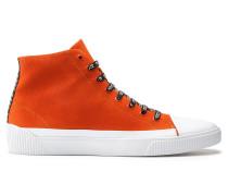 Hightop Sneakers aus Canvas