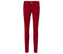 Slim-Fit Jeans aus italienischer Baumwolle
