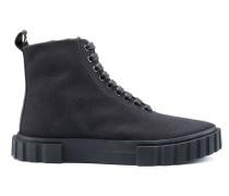 Hightop Sneakers aus Baumwoll-Canvas