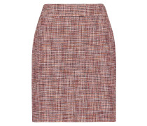 Minirock aus Stretch-Tweed