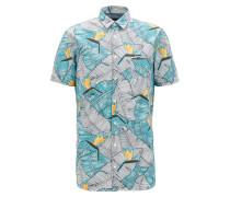 Slim-Fit Hemd aus Baumwolle