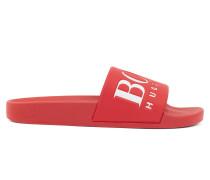 Logo-Slides mit ergonomischem Fußbett