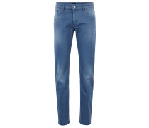 Slim-Fit Jeans aus nachhaltigem Denim
