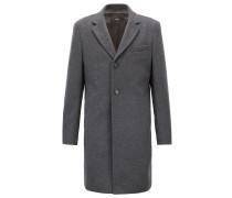Mantel aus Schurwoll-Mix