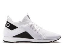 Sneakers im Laufschuh-Stil