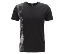 T-Shirt aus Stretch-Baumwolle