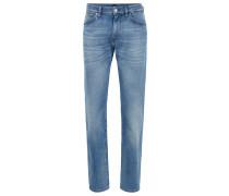 Regular-Fit Jeans aus BCI-Denim