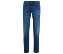 Extra Slim-Fit Jeans aus Super-Stretch-Denim