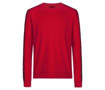 Sweatshirt aus Interlock-Baumwolle