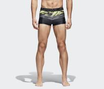 Allover Graphic Boxer-Badehose