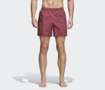 Allover Print Swim Shorts