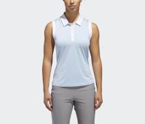 Color-Pop Sleeveless Poloshirt