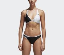 3-Streifen Neckholder Bikini