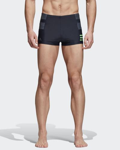 fitness colorblock swim boxer